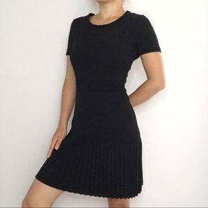 ✨ RD Style Women's Black Ruffled Dress ✨